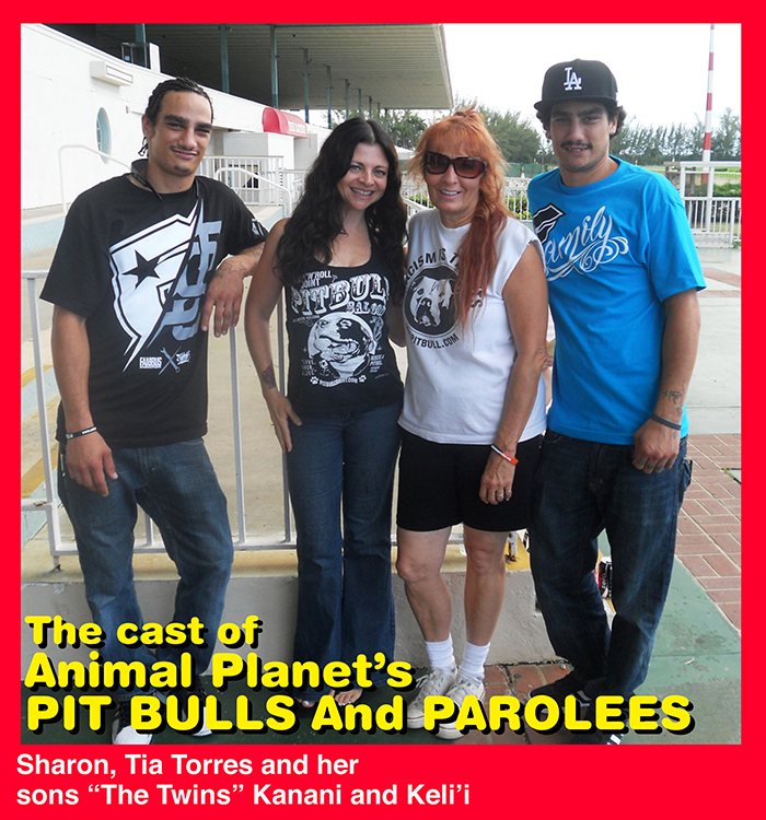 PIT BULLS AND PAROLEES cast JULY2014